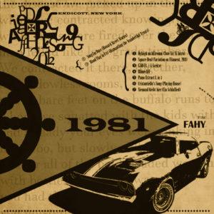 1981 by Tom Fahy