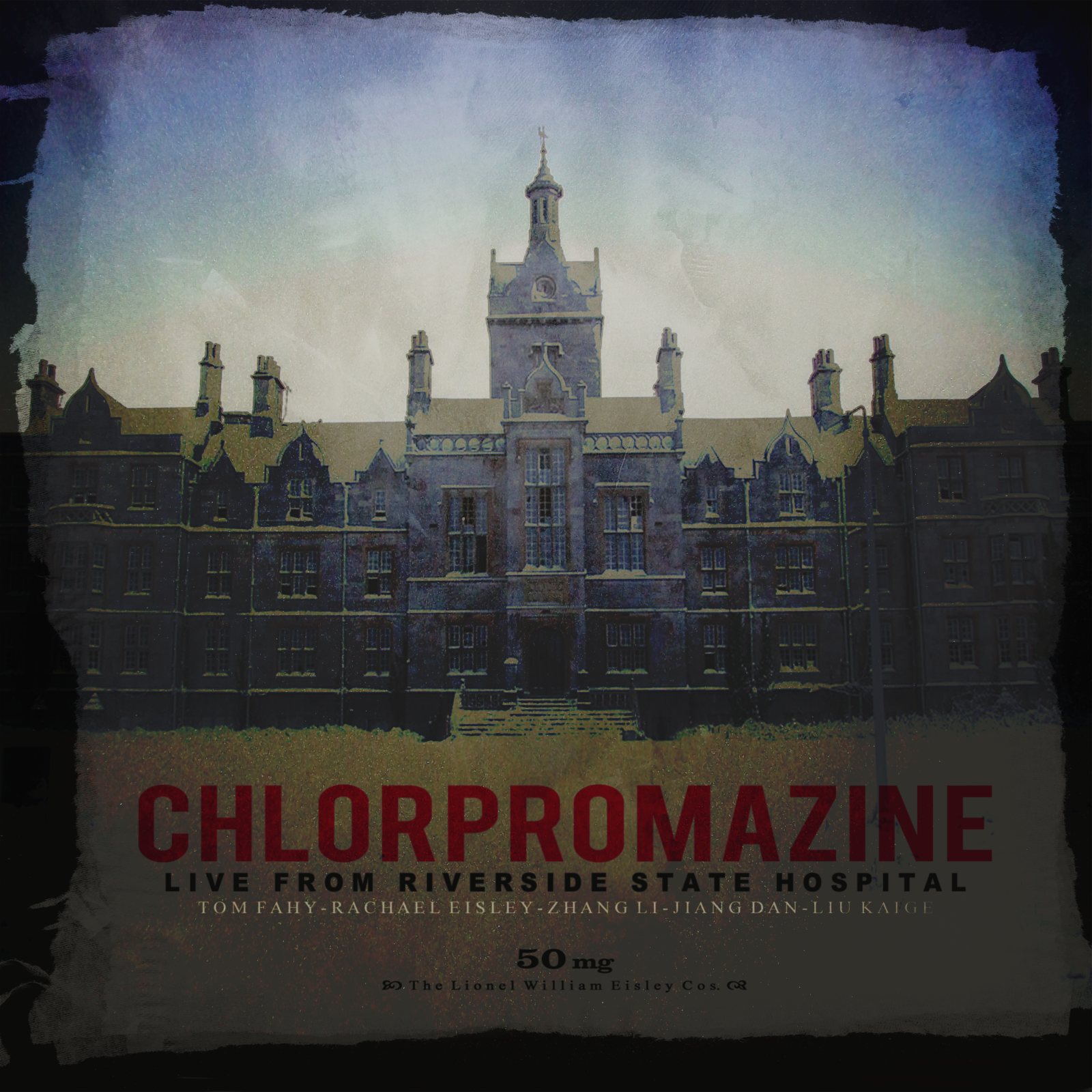 Chlorpromazine (Live from Riverside State Hospital) by Tom Fahy