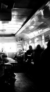 Pittston Diner, by Tom Fahy