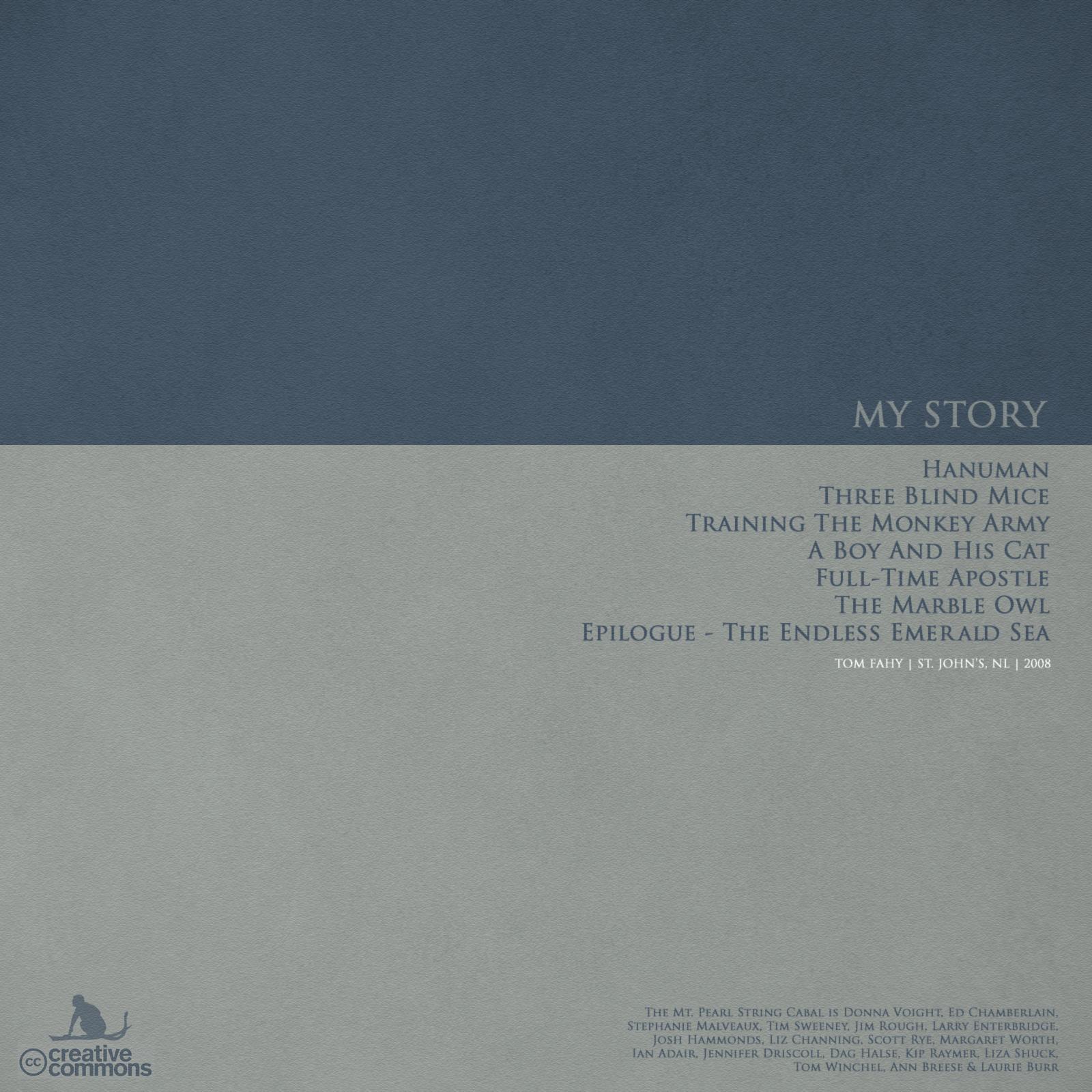 My Story by Tom Fahy