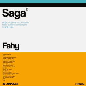 Saga by Tom Fahy