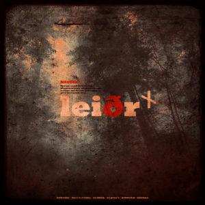 Leiðr by Tom Fahy